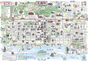 Ororon Map Teshio (2017 Edition)
