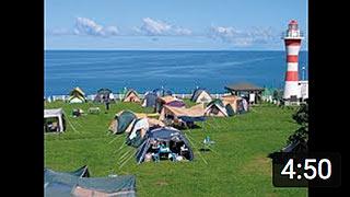 北海道るもい地域ここ路旅「キャンプ場ルート」
