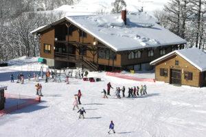 増毛町営 暑寒別岳スキー場
